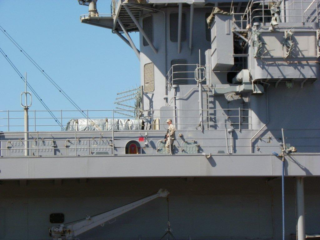 American Navy Ship in Cairns (14)